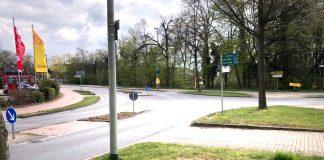 Kreisverkehr-Maassenstrasse-Schermbeck