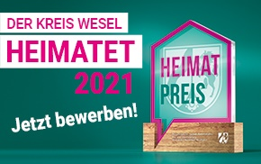 Heimatpreis Kreis Wesel 2021