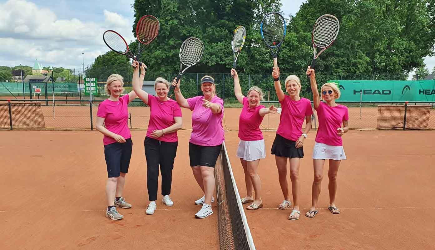 Hobby-Damen-B-Mannschaft-Schermbeck