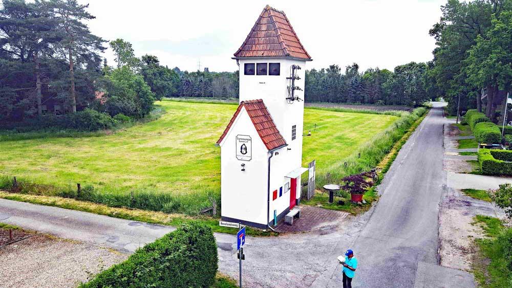 Luftaufnahme-Schermbeck-Damm