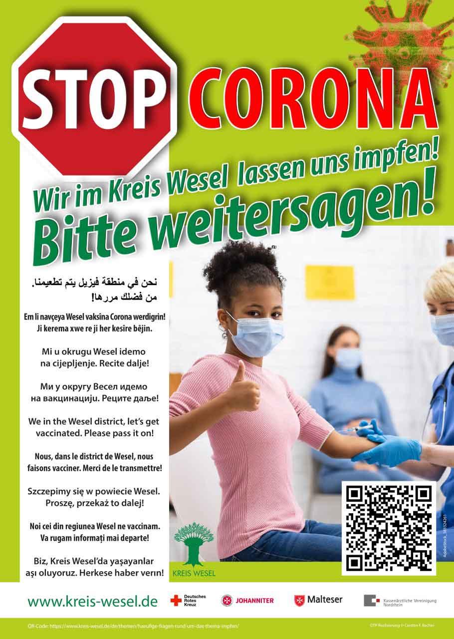 Mehrsprachiger-QR-Code-Impfen-Kreis-Wesel