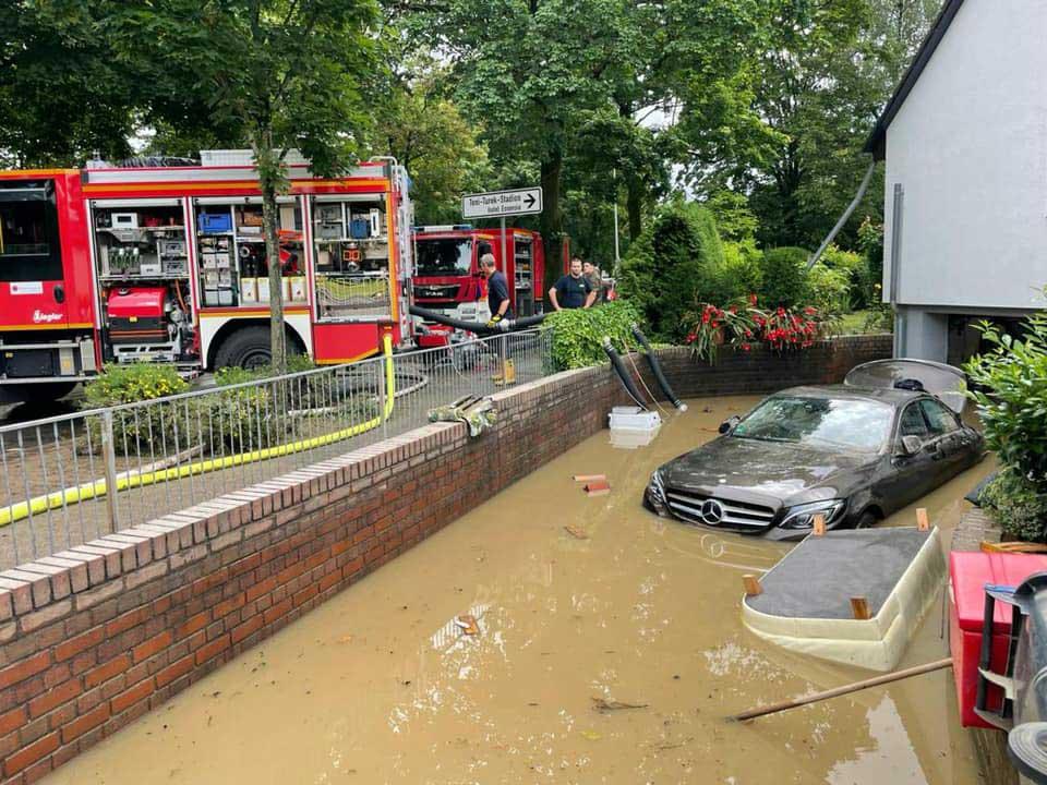 Feuerwehr-Schermbeck-Einsatz-Überschwemmung