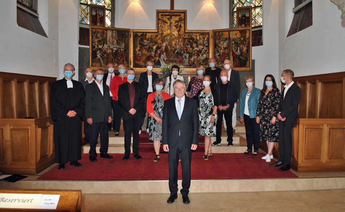 Pastor-Hofmann-evangelischer-Pfarrer-Schermbeck-Abschied