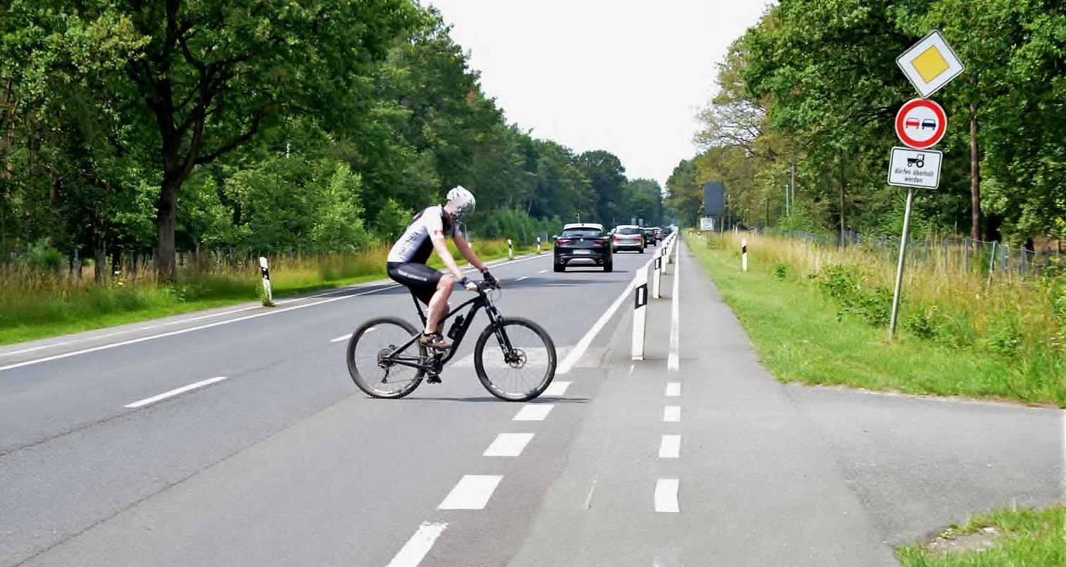 Planung-Fahrradweg-B224-Dorsten-Erle