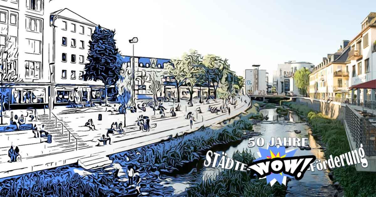 Städte Förderung NRW Schermbeck