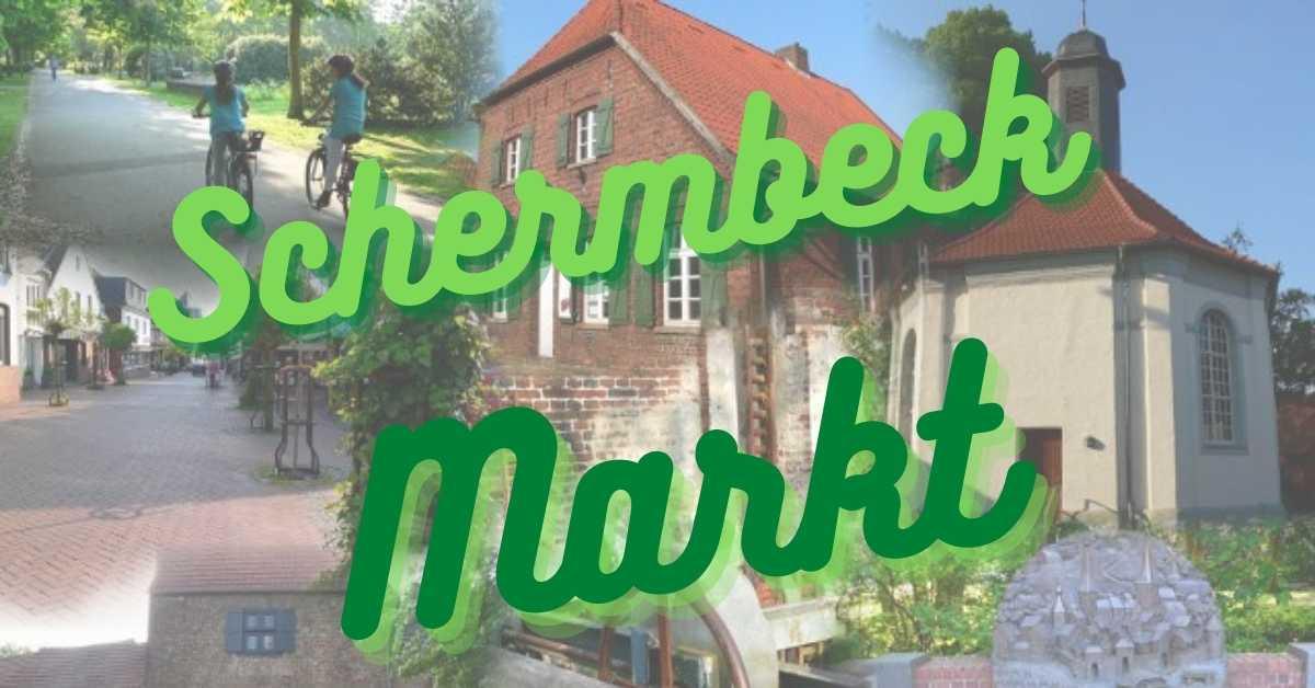 Schermbeck Markt 2021
