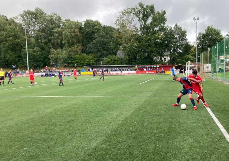 Westfalenliga-Fussball-Schermbeck-Herne