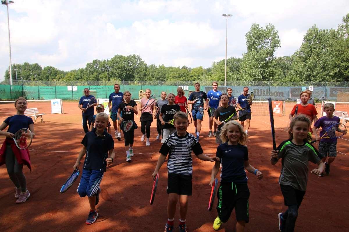 Tennis Camp ATC