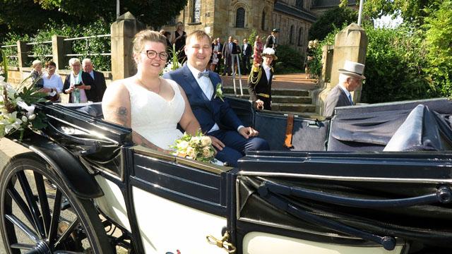 Bernd Dieckhoff Hochzeit Schermbeck