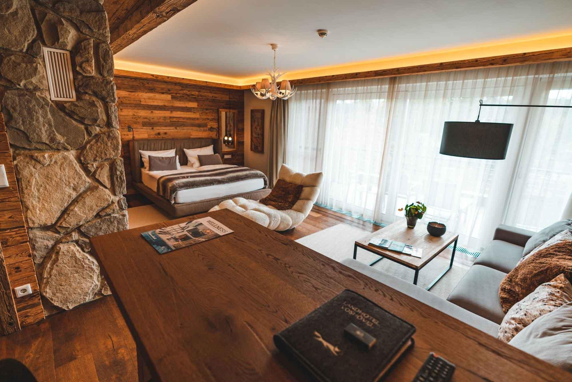 Hotelzimmer-Landhotel-Voshoevel