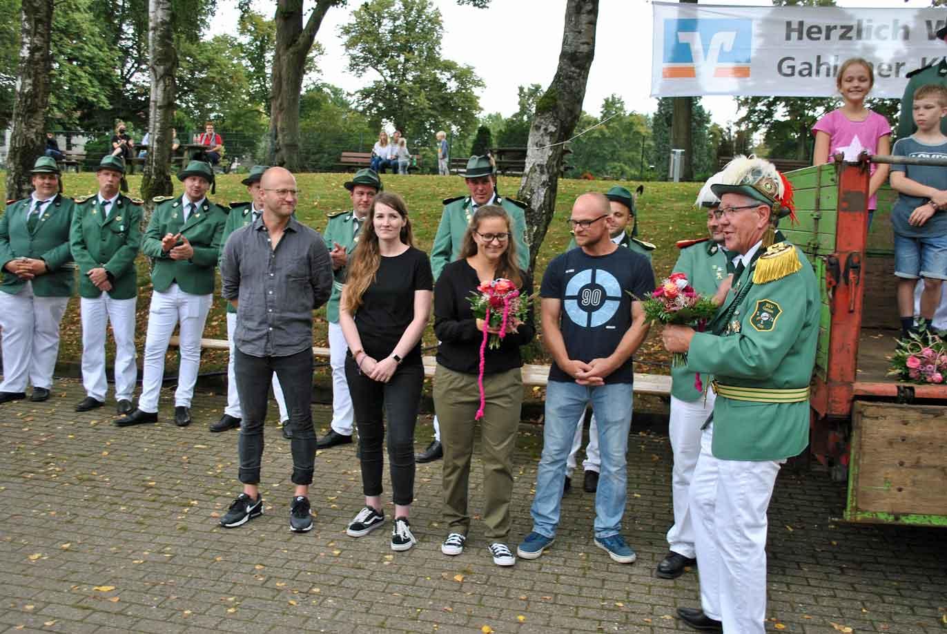 Kinderschützenfest-Gahlen