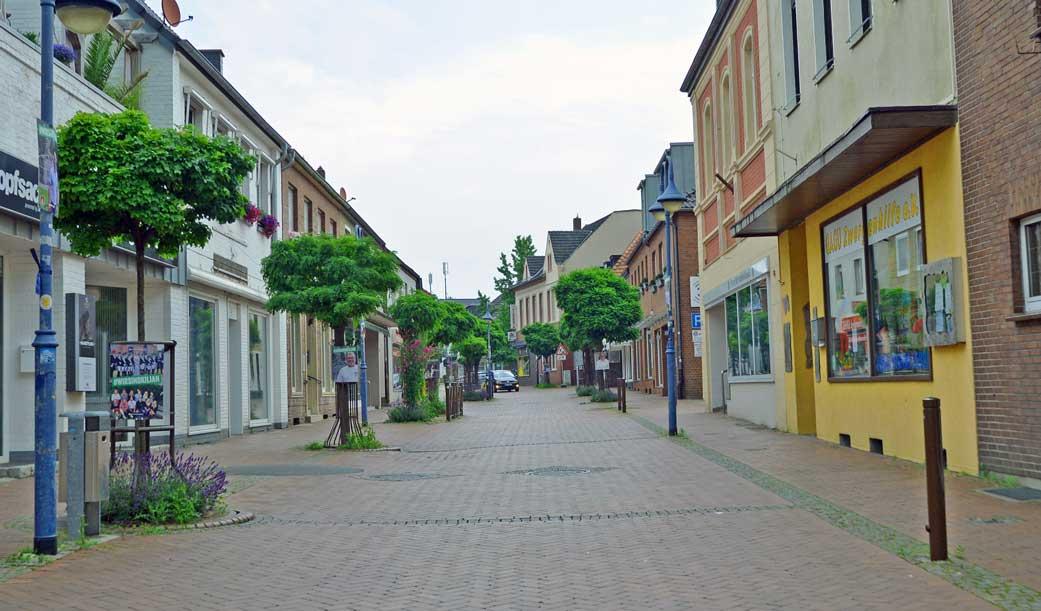Mittelstrasse-Schermbeck