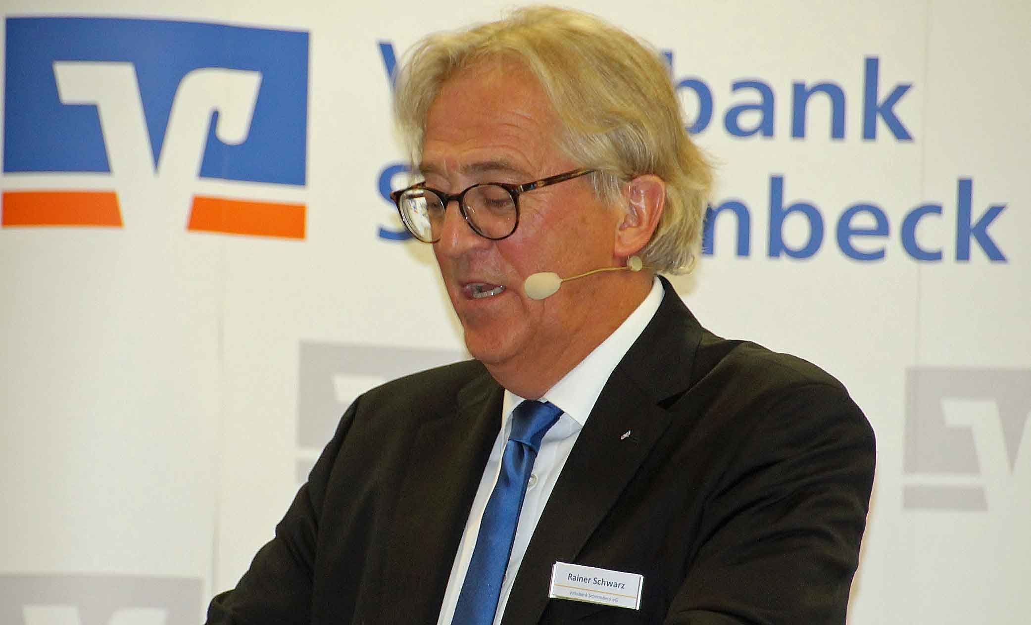 Rainer-Schwarz-Volksbank-Schermbeck