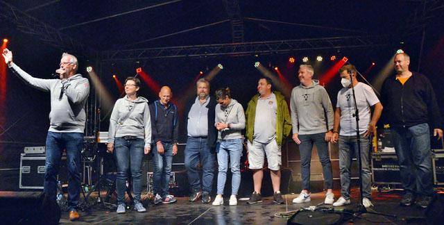 Schermbeck Landhelden Konzert Fortuna Ehrenfeld