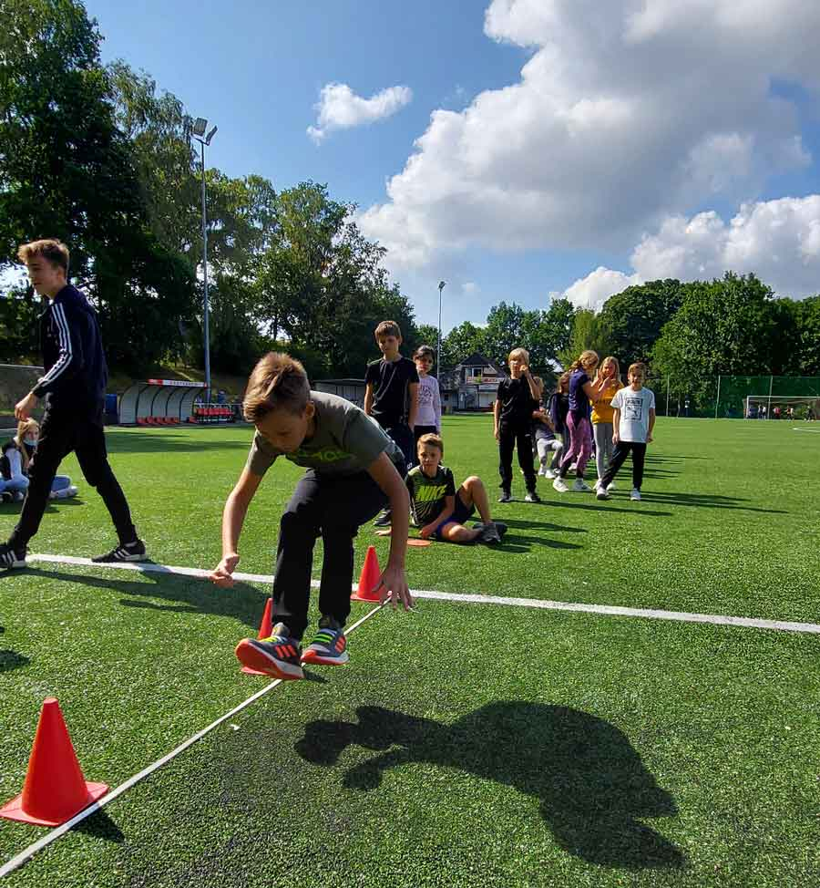 Sportaktionstag-SChermbeck-Gesamtschule